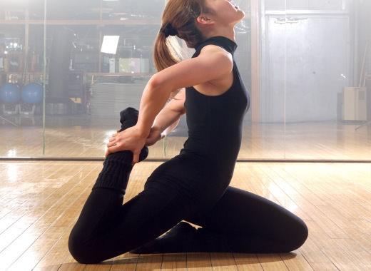 脚痩せに有効な運動